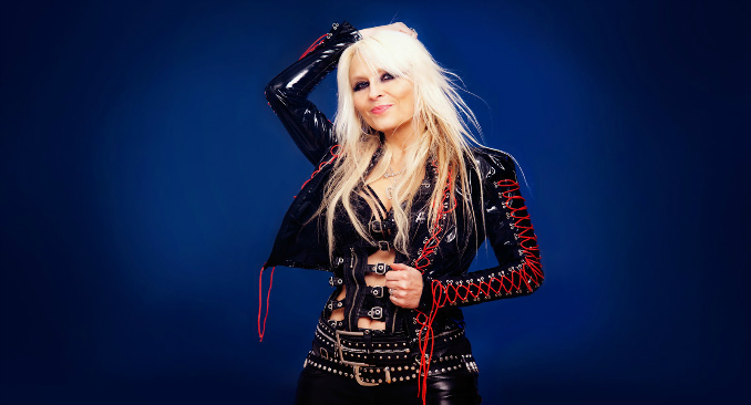 Doro: in arrivo l'EP 'Backstage To Heaven'