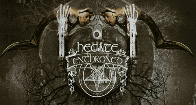 Hecate Enthroned: disponibile il video di 'Revelations In Autumn Flame'