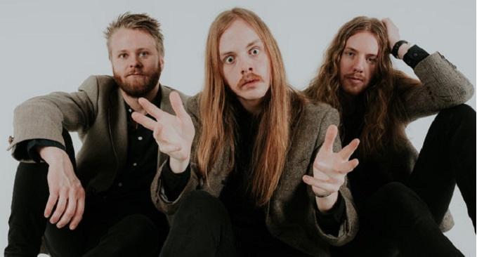 THE VINTAGE CARAVAN - Pubblicano la canzone 'The Chain' (cover dei FLEETWOOD MAC)