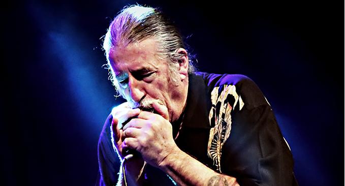'70 IN BLUES' - Il nuovo tour della TREVES BLUES BAND