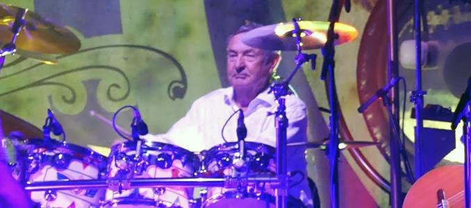 NICK MASON (Pink Floyd): 5 date in Italia, tutte le info e biglietti
