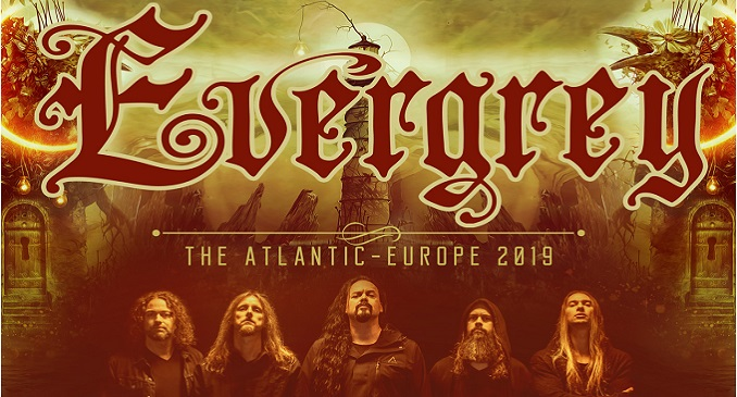 EVERGREY - Le band di supporto per le date italiane e trailer del tour
