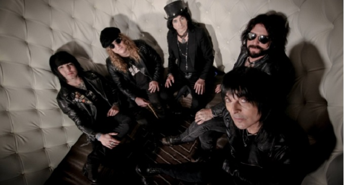 LA Guns - Official Audio on Line: 'Rage'