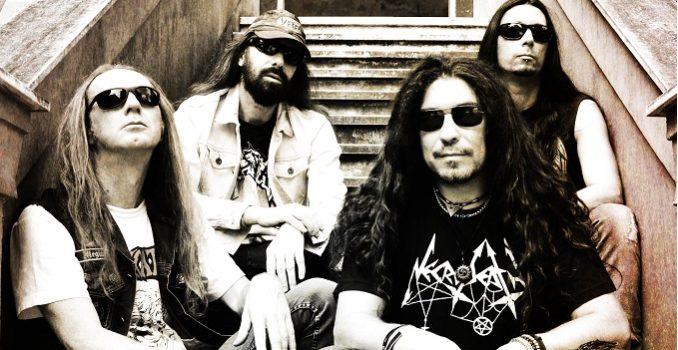 Necrodeath – Imminente tour primaverile per la storica band genovese