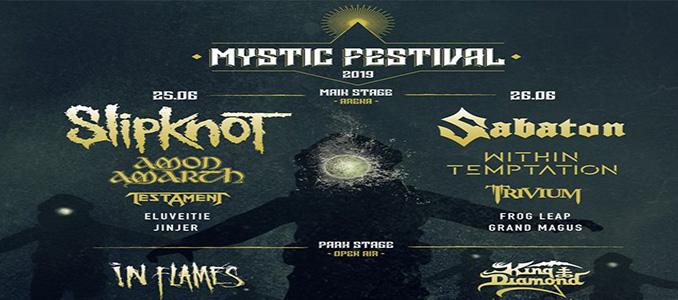 MYSTIC FESTIVAL 2019: running order, e tutte le info festival sul festival a Cracovia