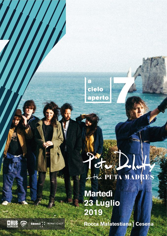 Peter Doherty & The Puta Madres in concerto