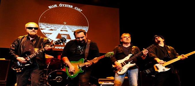 Blue Öyster Cult: nuovo album in studio dopo quasi 20 anni!
