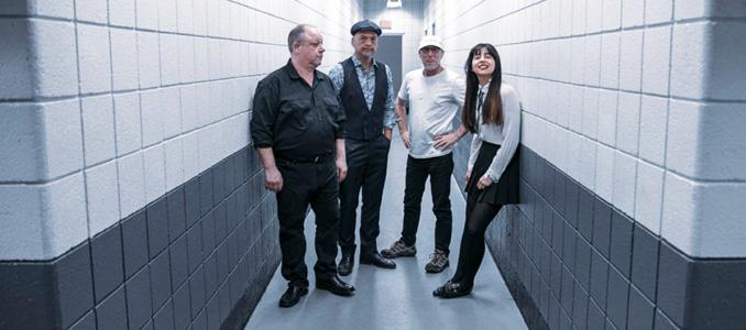 Pixies live in Italia per due date ad ottobre a Bologna e Torino