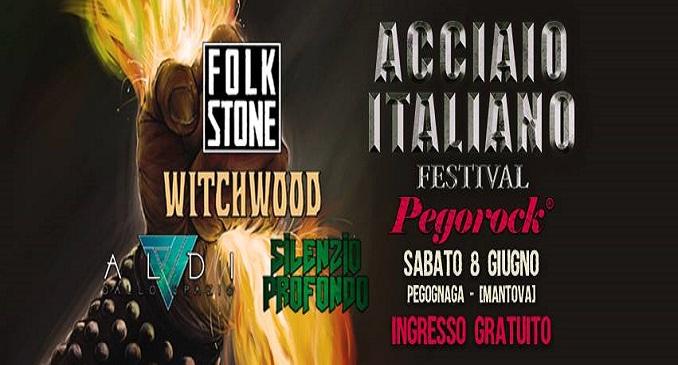 """Acciaio Italiano Festival, edizione """"estiva"""" con ingresso gratuito!"""