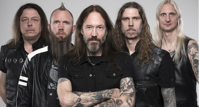Hammerfall - Nuovo brano on line: '(We Make) Sweden Rock'