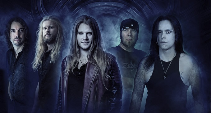 Northtale - Lyric vdeo on Line: 'Higher', dal debut album 'Welcome To Paradise'