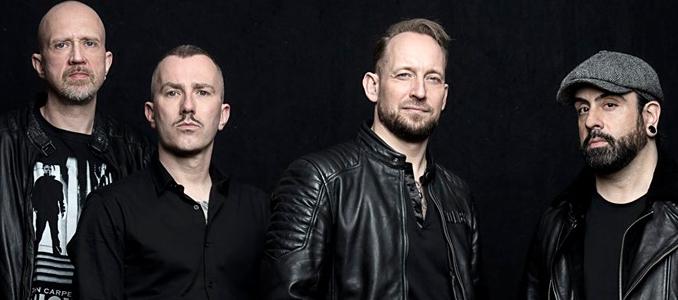 """VOLBEAT: in Italia a ottobre col tour del nuovo album. Il video di """"Leviathan"""""""