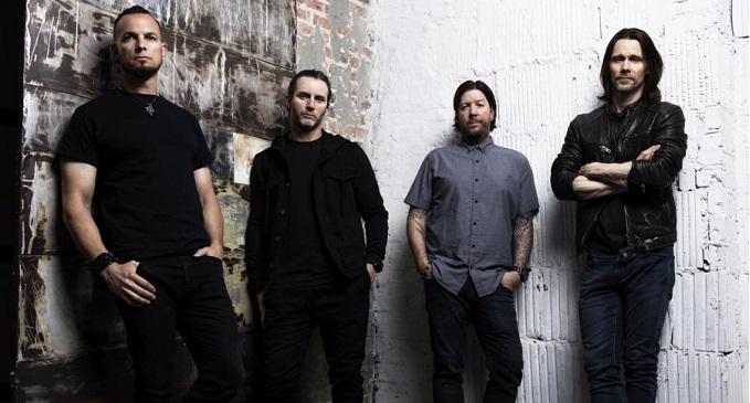Alter Bridge - Nuovo album ad Ottobre. Il 2 Dicembre a Milano, biglietti disponibili