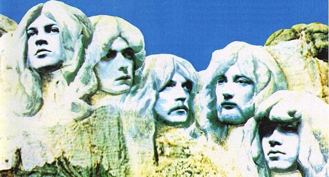 Deep Purple in Rock - 49 anni di puro hard rock