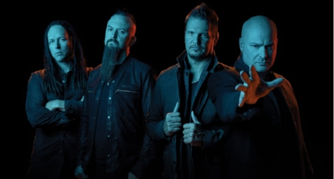 Disturbed - Video on Line: 'No More'