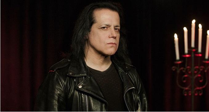 Glenn Danzig - L'ex voce dei Misfits oggi compie 64 anni!!!