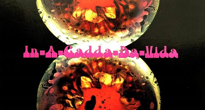 Auguri all'album 'In-A-Gadda-Da-Vida' degli Iron Butterfly. 51 anni di modernità