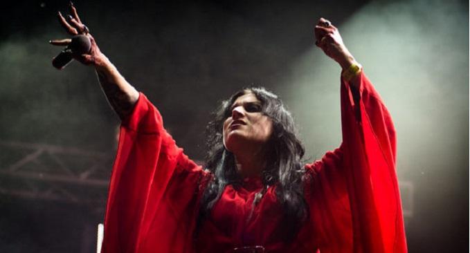 LACUNA COIL - Le foto del concerto allo Sherwood Fest
