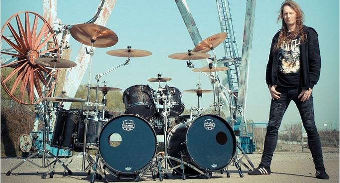 Primal Fear - Annunciato il nuovo batterista: Michael Ehré