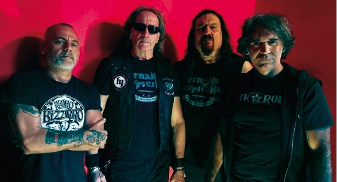 Strana Officina - Prime date estive per la band capostipite del metal 'Made in Italy'