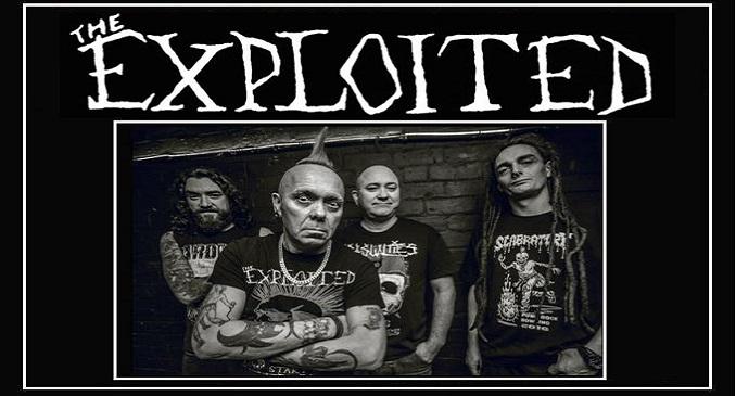 Exploited - Due Date in Italia a Novembre