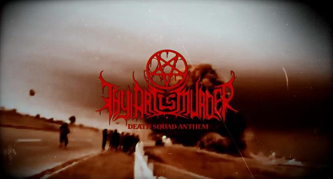 THY ART IS MURDER - Il video del singolo 'Death Squad Anthem'