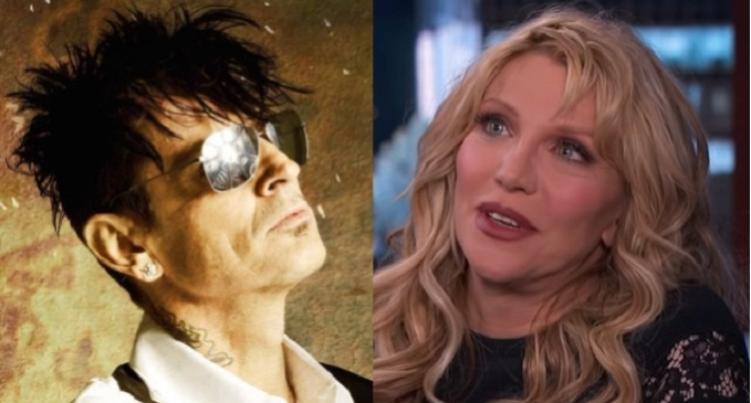 "Botta e risposta tra Tommy Lee e Courtney Love che giudica 'The Dirt': ""DISGUSTOSO""!!!"