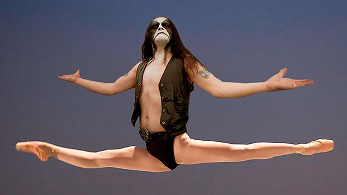 ABBATH: lancia un concorso a premi per truccarsi come lui... la vittoria dei meme sul black metal