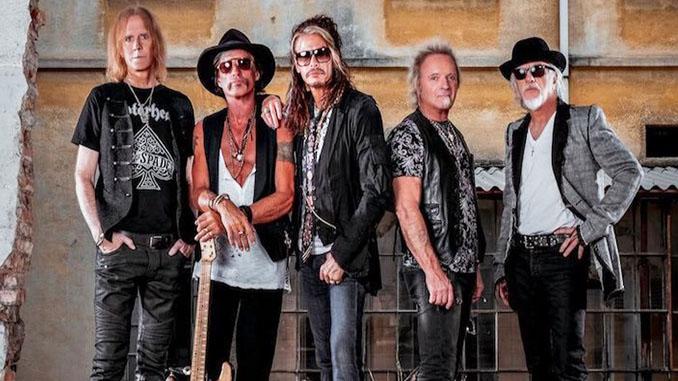 Il nuovo museo pop-up degli Aerosmith ha aperto a Las Vegas