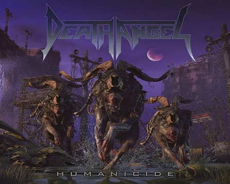 Death Angel - I dettagli della data italiana