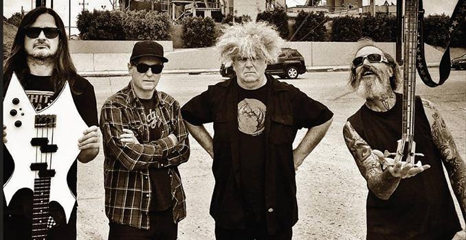 MELVINS cancellato il tour europeo per infortunio al batterista