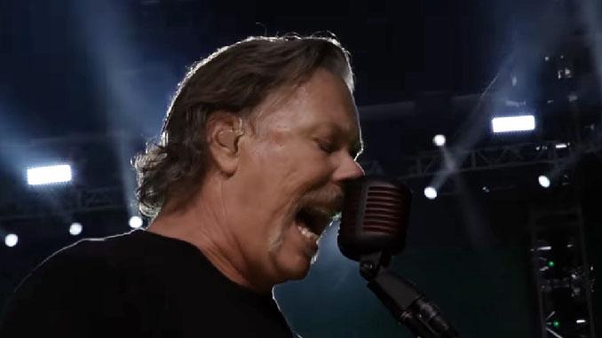 """METALLICA: il live video ufficiale di """"Here Comes Revenge"""" dal concerto di Amsterdam"""