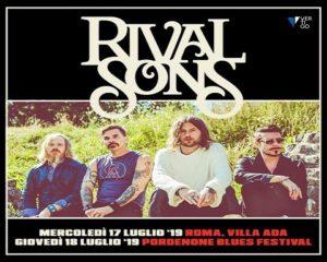 Rival Sons @ Villa Ada - Roma