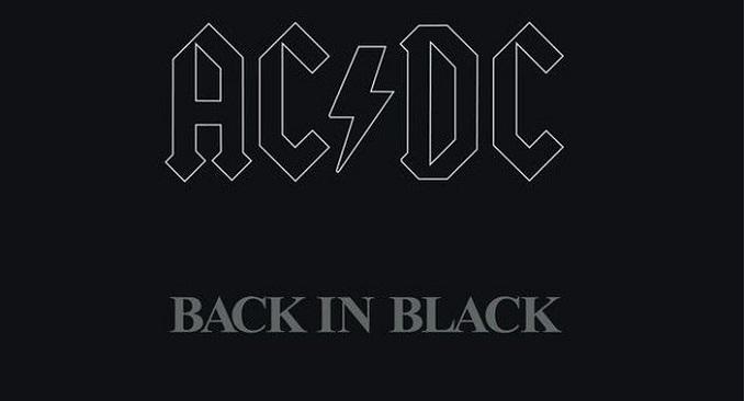 Esce 'Back in Black' degli AC/DC, il più venduto album hard rock di sempre con più di 50 milioni di copie