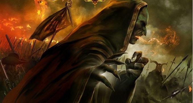 Blind Guardian's Twilight Orchestra - La copertina di 'Legacy of the Dark Lands' è on line