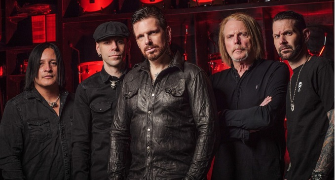 Black Star Riders - Guarda il nuovo video animato: 'Ain't The End Of The World'