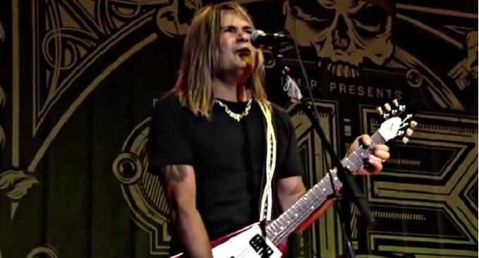 Carlos Cavazo - Auguri all'ex chitarrista dei Quiet Riot