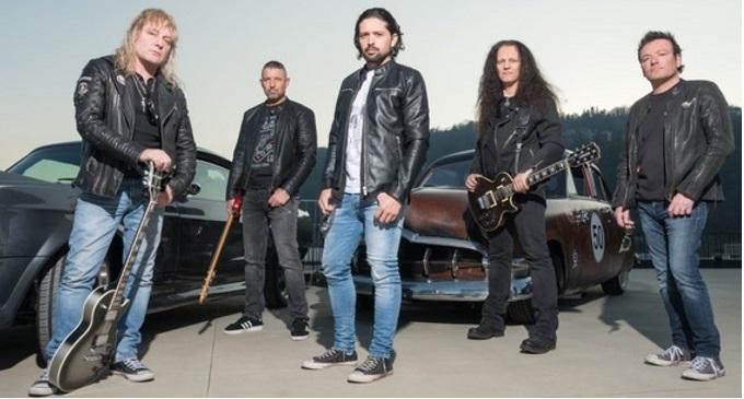 Coreleoni - A Dicembre unica data italiana per la band capitanata dal chitarrista dei Gotthard