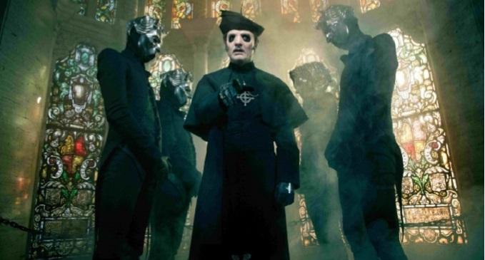Ghost - Guarda il nuovo lyric video, 'Faith', da 'Prequelle'