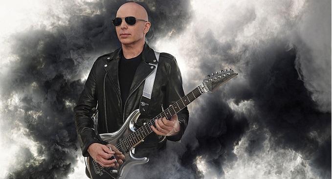 Joe Satriani, si aggiunge una nuova data a Bologna