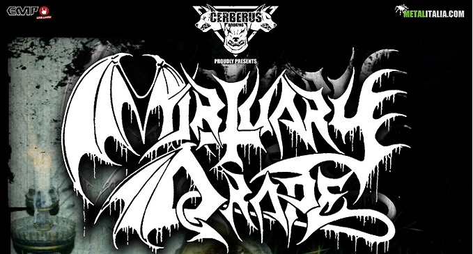 "Mortuary Drape - Nuove date con lo show speciale per i 25 anni di ""All the Witches Dance"""