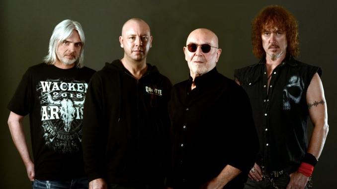 Nazareth, una data a dicembre in Italia per la storica band scozzese
