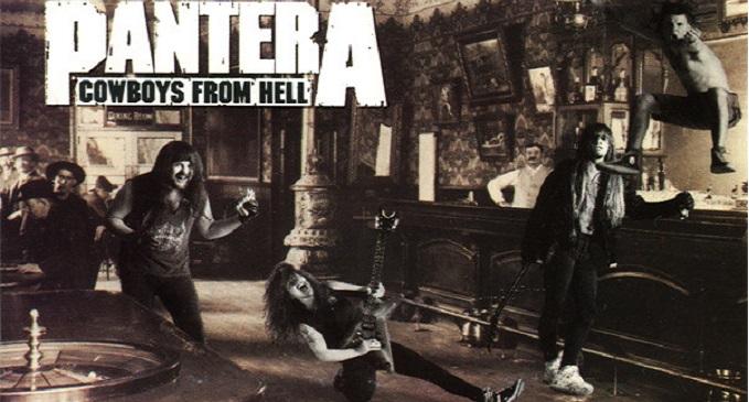 Il 24 luglio del 1990 veniva pubblicato 'Cowboys from Hell' dei Pantera