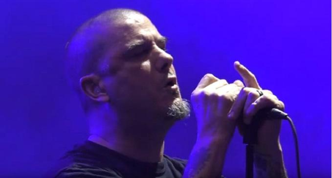 Phil Anselmo - Guarda alcuni video amatoriali dell'ex Pantera dal concerto in Ungheria