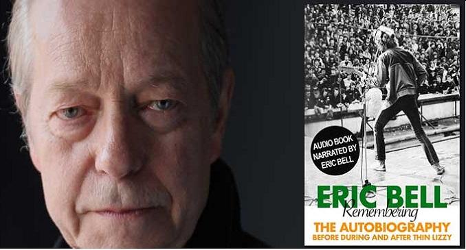 Eric Bell - A settembre l'autobiografia dell'ex chitarrista dei Thin Lizzy