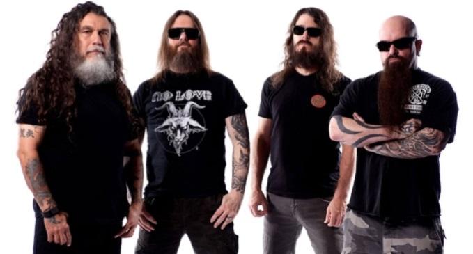 Slayer - A breve l'annuncio dell'ultima tappa conclusiva del tour d'addio negli USA. Guarda il Video!