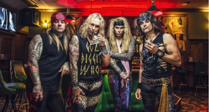 Steel Panther - Nuovo video l'8 di luglio: 'All I Wanna Do Is Fuck (Myself Tonight)'