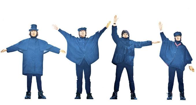 6 Agosto 1965: l'album 'HELP!' dei Beatles arriva nei negozi