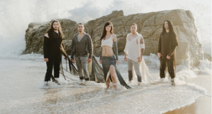 Visions of Atlantis - Lyric video on line, 'Heroes Of The Dawn' dal nuovo album 'Wanderers'
