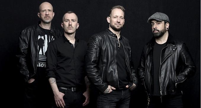 Volbeat - Guarda il video del nuovo brano 'Cheapside Sloggers' con Gary Holt degli Slayer e Exodus